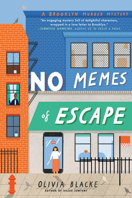 No Memes of Escape (A Brooklyn Murder Mystery #2) cover
