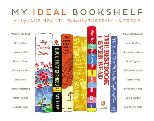 My Ideal Bookshelf Cover