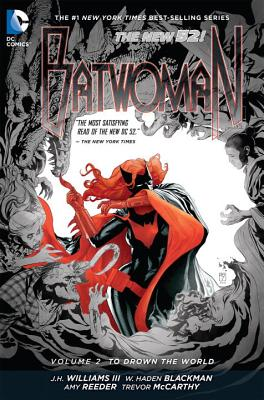 Batwoman Vol. 2 Cover