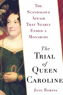 The Trial of Queen Caroline Cover