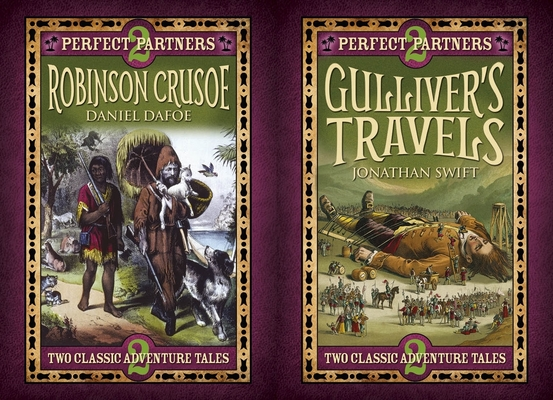 an analysis of the characters in gullivers travels and robinson crusoe Written by himself, or simply robinson crusoe, is a novel by daniel defoe first published in 1719, it is sometimes considered to be the first novel in english the book is a fictional autobiography of the title character—a castaway who spends 36 years on a remote tropical island near venezuela, encountering native americans, captives, and.