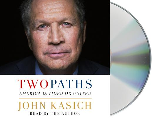 Two Paths: America Divided or United Cover Image
