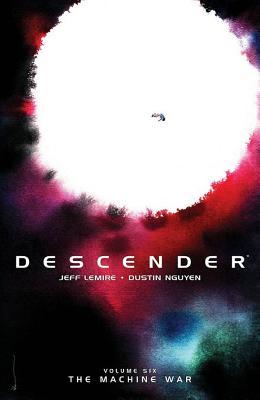 Descender Volume 6: The Machine War Cover Image