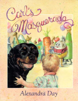 Carl's Masquerade Cover Image