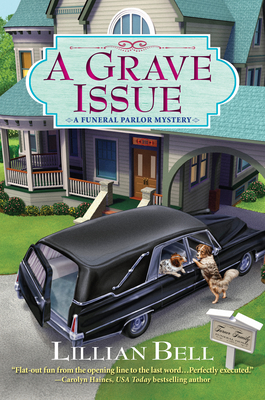 A Grave Issue: A Funeral Parlor Mystery Cover Image