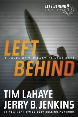 Left Behind Cover