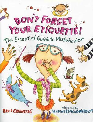 Don't Forget Your Etiquette! Cover