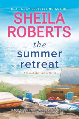 The Summer Retreat (Moonlight Harbor Novel #3) Cover Image