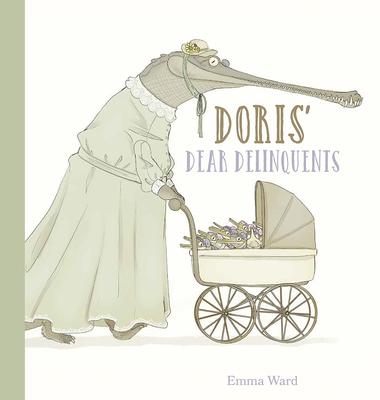 Doris' Dear Delinquents Cover Image