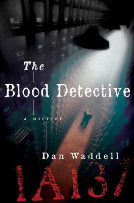 The Blood Detective Cover