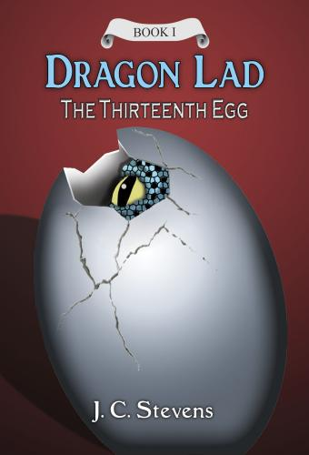 Dragon Lad: The Thirteenth Egg Cover Image