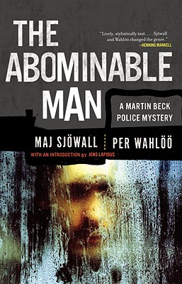 The Abominable Man: A Martin Beck Police Mystery (7) Cover Image