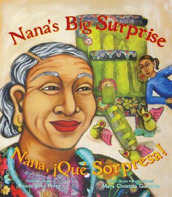 Nana's Big Surprise/Nana, Que Sorpresa! Cover
