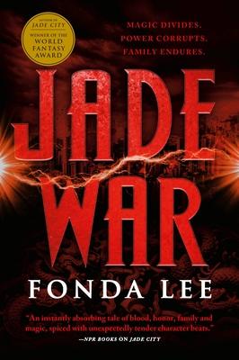 Jade War (The Green Bone Saga #2) Cover Image