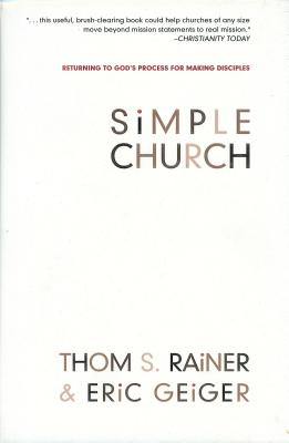 Simple Church Cover
