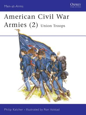 American Civil War Armies (2): Union Troops Cover Image