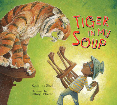 Tiger in My Soup Cover Image