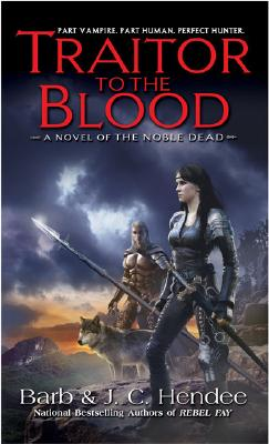 Cover for Traitor to the Blood