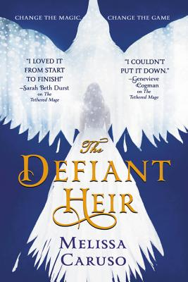 The Defiant Heir (Swords and Fire #2) Cover Image