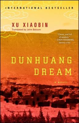 Cover for Dunhuang Dream