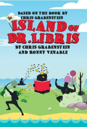 The Island of Dr. Libris Cover Image