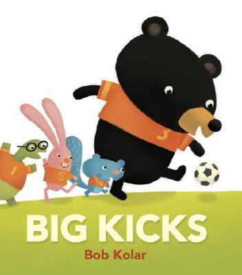 Big Kicks Cover Image