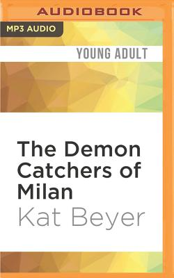 The Demon Catchers of Milan Cover Image