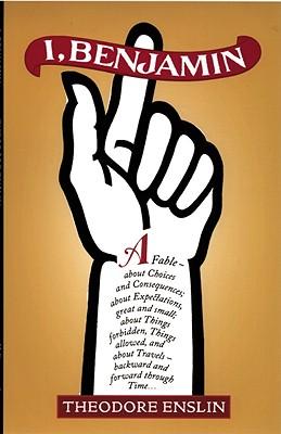 I, Benjamin: A Quasi-Autobiographical Novella Cover Image