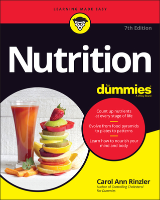 Nutrition for Dummies Cover Image