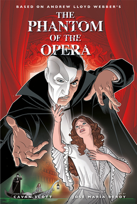 The Phantom of the Opera Collection Cover Image