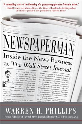 Newspaperman Cover
