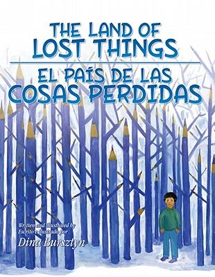 The Land of Lost Things / El Pais de Las Cosas Perdidas Cover