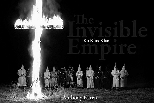 The Invisible Empire Cover