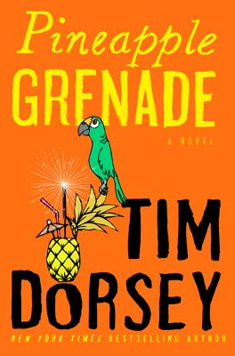Pineapple Grenade Cover