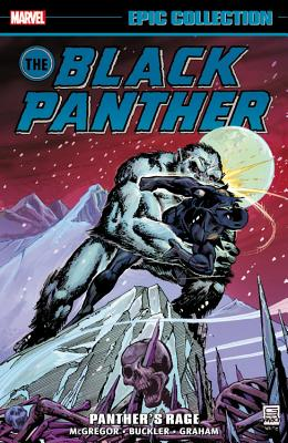 Black Panther Epic Collection: Panther's Rage Cover Image