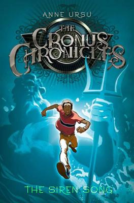 Cover for The Siren Song (The Cronus Chronicles #2)