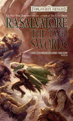 The Two Swords (The Legend of Drizzt #19) Cover Image