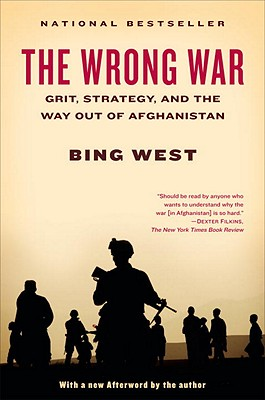 Cover for The Wrong War