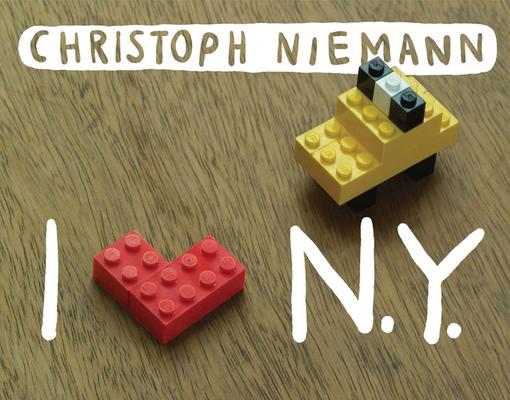I Lego N.Y. Cover
