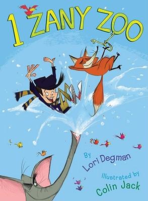 1 Zany Zoo Cover