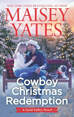 Cowboy Christmas Redemption (Gold Valley Novel #8) Cover Image