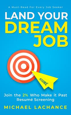 Land Your Dream Job: Join the 2% Who Make it Past Resumé Screening Cover Image