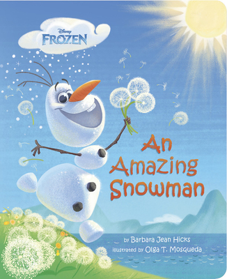 An Amazing Snowman Cover Image