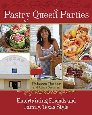 Pastry Queen Parties Cover