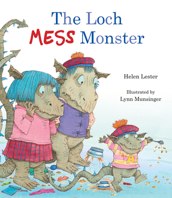 The Loch Mess Monster Cover