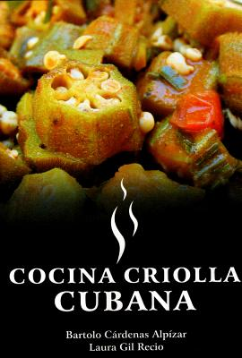 Cocina Criolla Cubana Cover Image