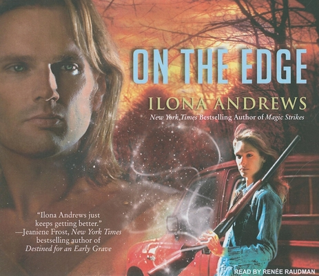 On the Edge (Edge (Audio)) Cover Image