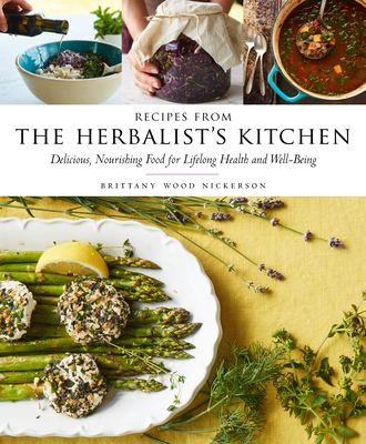 Cover for Recipes from the Herbalist's Kitchen