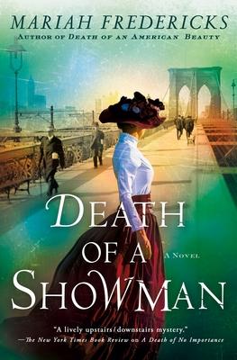Death of a Showman: A Mystery (A Jane Prescott Novel #4) Cover Image