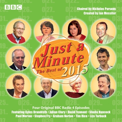 Just a Minute: Best of 2015: BBC Radio Comedy Cover Image